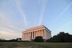 Monumento di Lincoln immagini stock