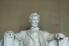 Monumento di Lincoln fotografia stock libera da diritti