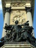 Monumento di Madrid Immagine Stock Libera da Diritti