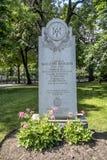 Monumento di Marguerite Bourgeoys Immagine Stock Libera da Diritti