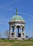 Monumento di Maryland - campo di battaglia nazionale di Antietam Immagine Stock