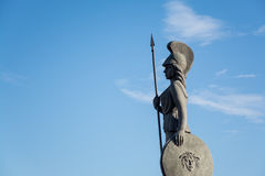 Monumento di Minerva della La a Guadalajara, Messico fotografie stock