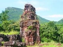 Monumento di Myson Champa Fotografia Stock