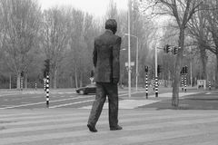 Monumento di Nelson Mandela Fotografia Stock