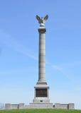 Monumento di New York - campo di battaglia nazionale di Antietam Immagini Stock