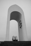 Monumento di olocausto Fotografia Stock Libera da Diritti