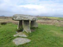 Monumento di pietra antico Fotografia Stock