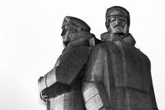 Monumento di Rflemen immagine stock libera da diritti