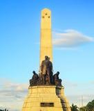 Monumento di Rizal Fotografia Stock