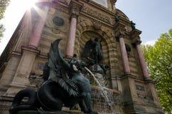 Monumento di StMichael immagine stock libera da diritti