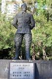 Monumento di tito del broz di Joseph Fotografia Stock Libera da Diritti