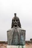 Monumento di Vlad Tepes Immagine Stock