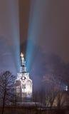 Monumento di Vladimir del san Fotografia Stock Libera da Diritti