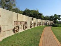 Monumento di Voortrekker immagini stock libere da diritti