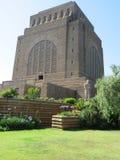 Monumento di Voortrekker fotografie stock libere da diritti