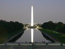 Monumento di Washington Immagini Stock Libere da Diritti