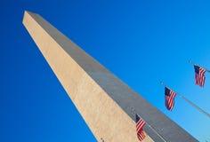 Monumento di Washington Fotografia Stock Libera da Diritti