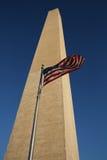 Monumento di Washington Fotografie Stock Libere da Diritti