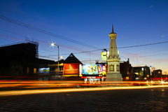 Monumento di Yogyakarta Fotografie Stock Libere da Diritti