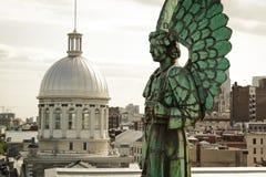 Monumento do anjo Fotos de Stock Royalty Free