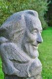 Monumento do homem Fotografia de Stock