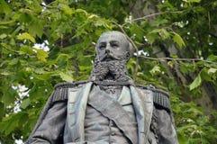 Monumento do imperador Maximilian de México, Viena imagens de stock royalty free