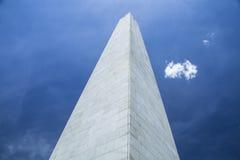 Monumento do monte de depósito Fotografia de Stock