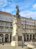 Monumento do pão árabe de Maria Mayor Fernandez de Camara y Imagens de Stock Royalty Free
