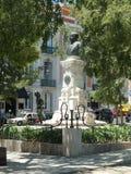 Monumento a Eduardo Coelho Imagenes de archivo