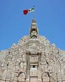 Monumento ein La Patria Lizenzfreies Stockfoto