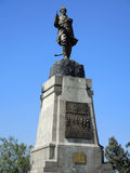 Monumento em Arequipa, Peru Fotografia de Stock Royalty Free
