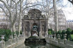 Monumento em Paris Fotos de Stock Royalty Free