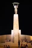 Monumento en Budapest Imagen de archivo libre de regalías
