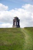 Monumento en declive foto de archivo