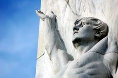 Monumento en el Álamo Foto de archivo