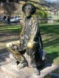 Monumento en el parque Foto de archivo libre de regalías