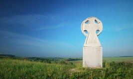 Monumento en honor de antepasados Imagen de archivo