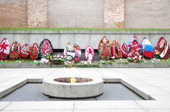 Monumento en Veliky Novgorod Imágenes de archivo libres de regalías
