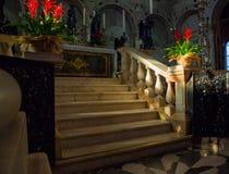 Monumento fúnebre de St Anthony de Padua Fotos de archivo