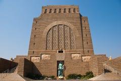 Monumento famoso di Voortrekker Immagini Stock Libere da Diritti