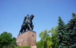 Monumento gennaio a Zamoyski Fotografia Stock Libera da Diritti