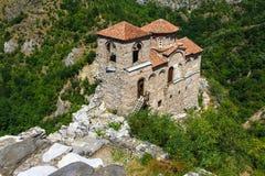 Monumento histórico búlgaro. Imagem de Stock Royalty Free