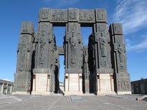 Monumento histórico en Tbilisi, Georgia imágenes de archivo libres de regalías
