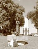 Monumento histórico no monte Fotos de Stock