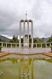 Monumento huguenot francese fotografia stock libera da diritti