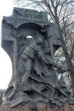 Monumento i custodi Fotografia Stock Libera da Diritti
