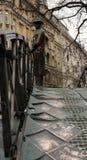 Monumento a Imre Nagy Fotografía de archivo libre de regalías
