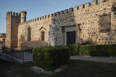 Monumento Isabel Catholic Fotografía de archivo libre de regalías
