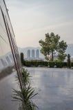 Monumento Islamabad de Paquistão imagens de stock