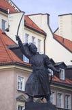 Monumento a Jan Kilinski Foto de archivo